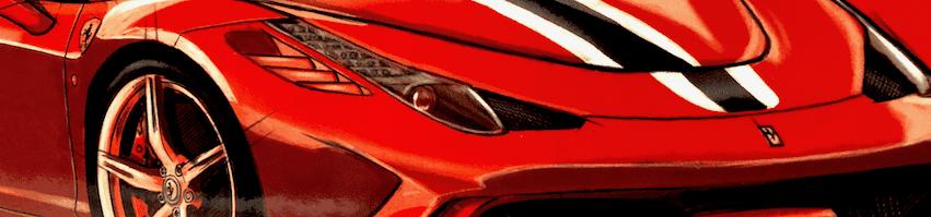 フェラーリミニカーロゴ2