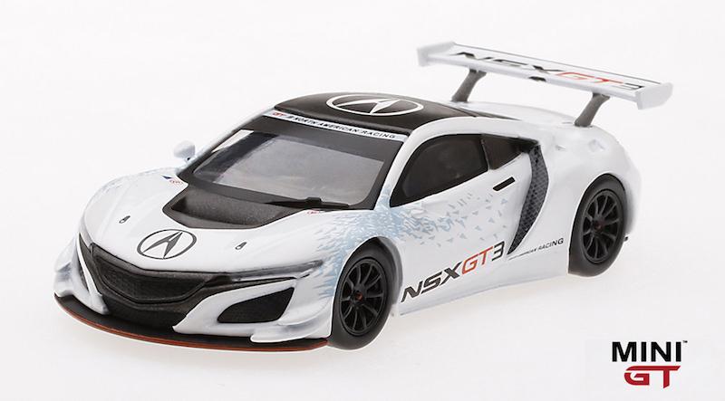 MINI GT NSX GT3