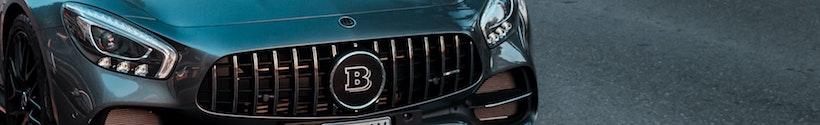 チューニングカー:ブラバスAMG