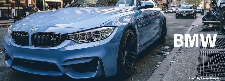 BMWミニカーカテゴリのロゴ